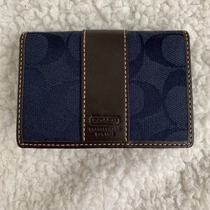 OFFERS OPEN Coach Wallet